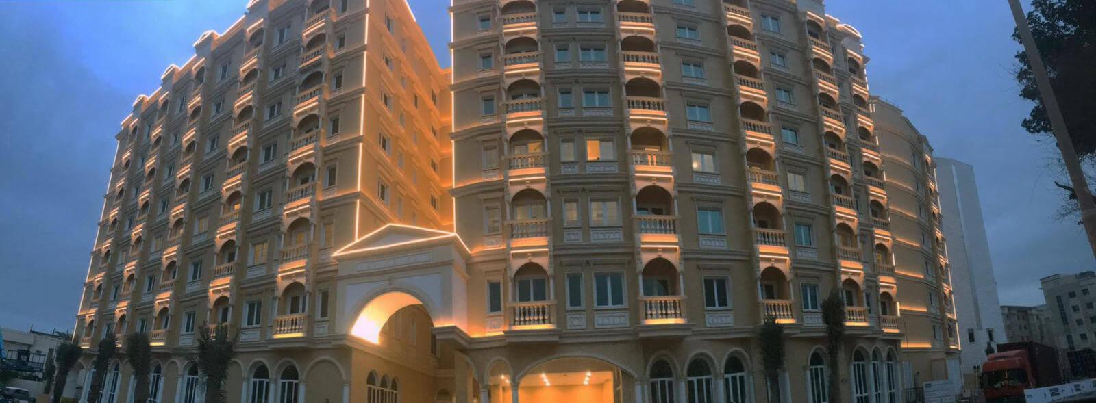 Mansoura-Lighting